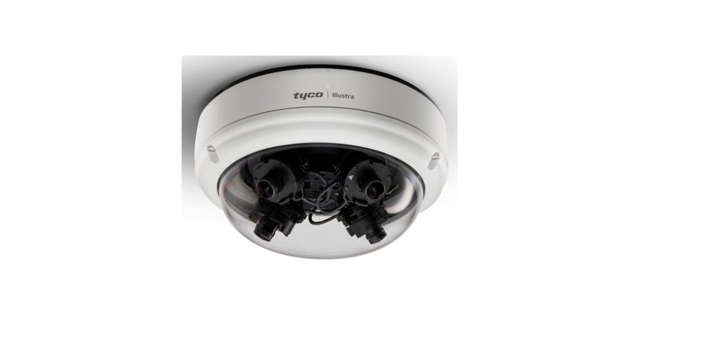 Multisensor Camera, Johnson Controls Flex, Tyco Illustra