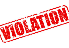 school COVID violations