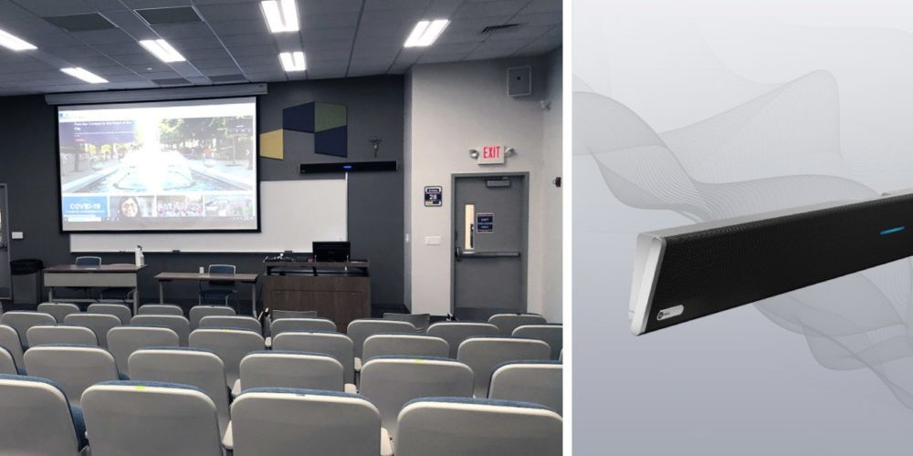 Duquesne University Classroom Audio
