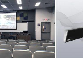 Duquesne University Classroom Audio