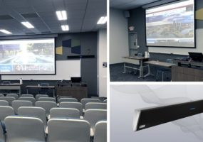 Nureva, university audio system