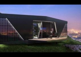 tiny smart home, iOhouse Space