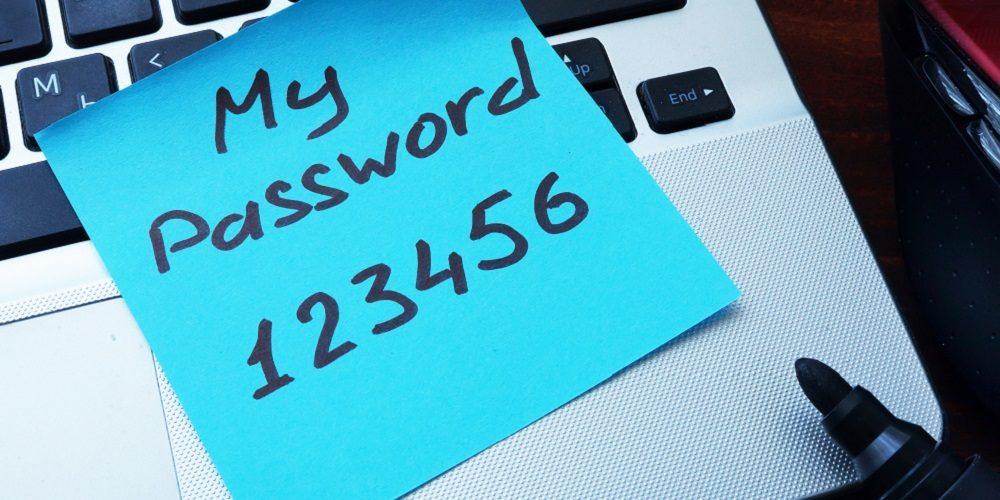 Microsoft Multi-factor Authentication, worst passwords