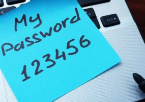 Microsoft Multi-factor Authentication, worst passwords