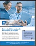 Tech Decisions 2021 Media Kit Cover