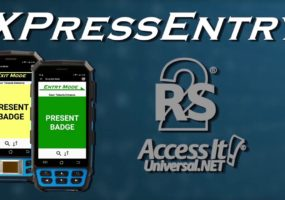 RS2 Access It new version, version 8, access control solution