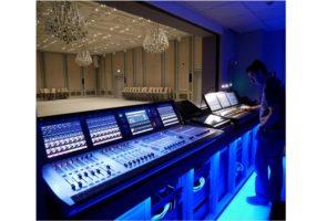 hotel audio, JBL