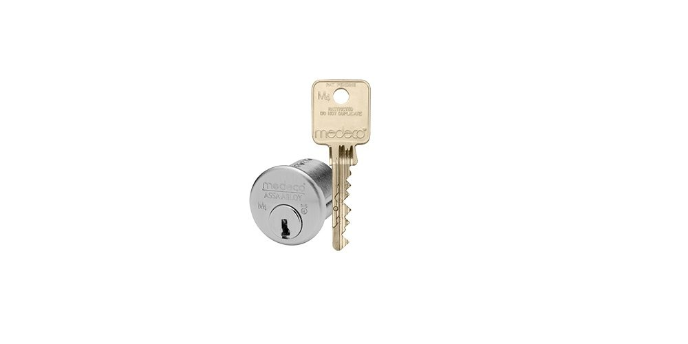 ASSA ABLOY Medeco 4 Locking System