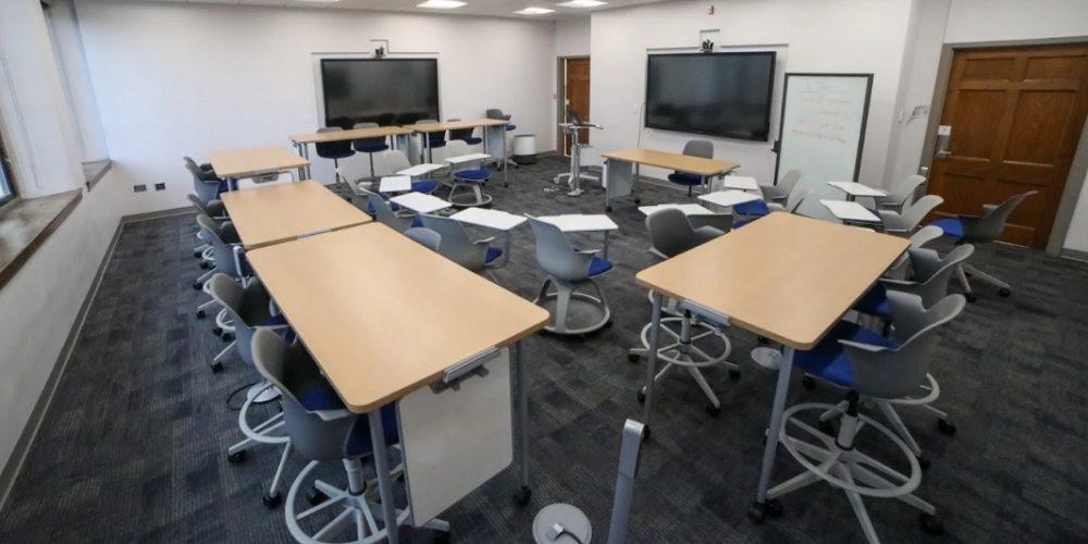 Georgetown University's Remote Classroom