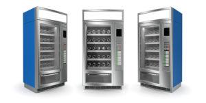 COVID Test Vending Machines at university
