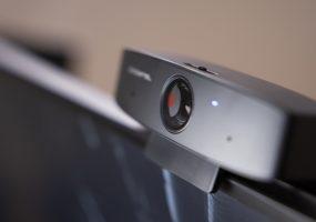 Konftel Cam10 hybrid work webcam
