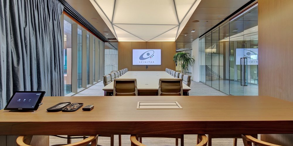 Helios corporate headquarters technology systems,