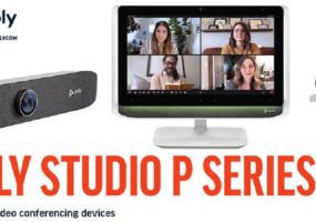 Poly Studio P Series