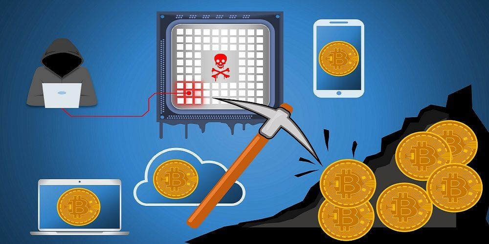 Cryptojacking Microsoft Exchange Server
