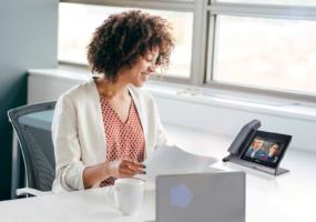 Crestron Flex Phones Microsoft Teams