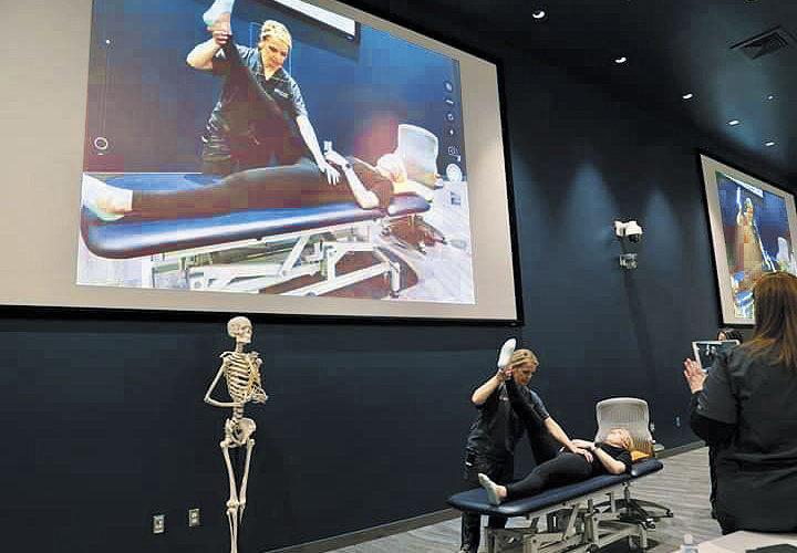 ICOM Medical School Expansive Technology Upgrade, slide 0