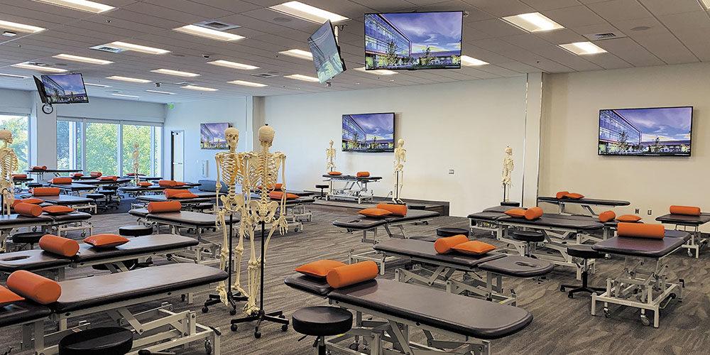 ICOM Medical School Expansive Technology Upgrade, slide 9
