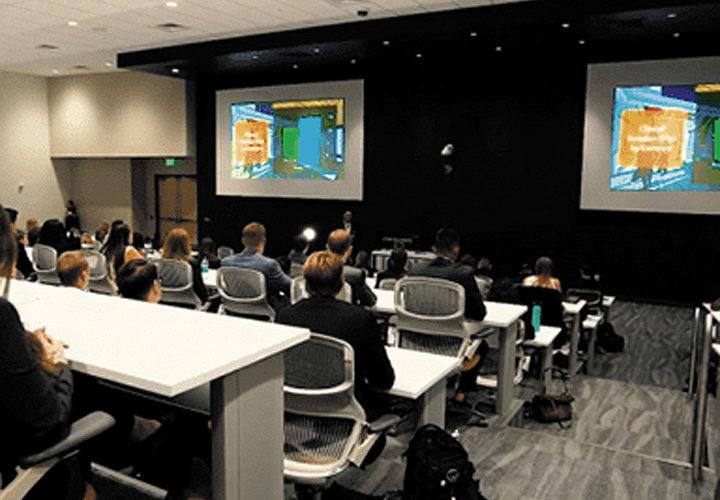 ICOM Medical School Expansive Technology Upgrade, slide 3