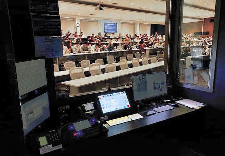 ICOM Medical School Expansive Technology Upgrade, slide 7