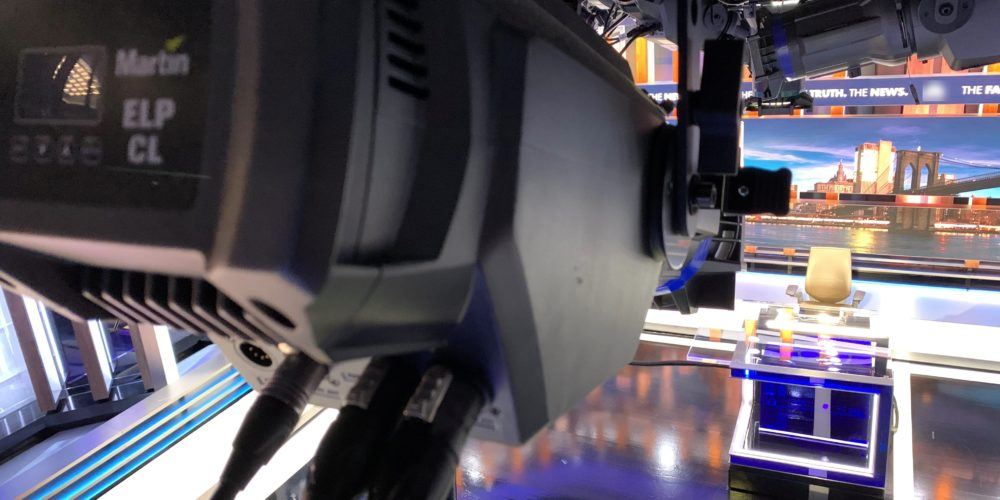 CNBC The News With Shepard Smith LED Lighting, slide 2