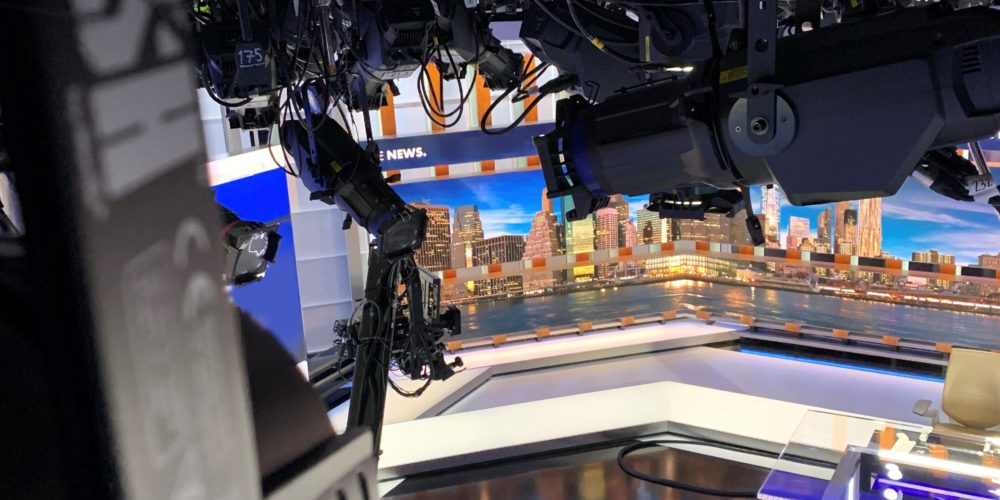 CNBC The News With Shepard Smith LED Lighting, slide 1