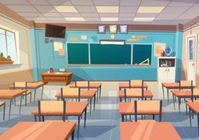 brick and mortar classroom