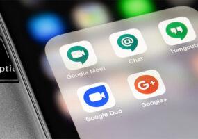 Google Chat upgrade