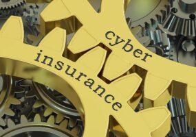 cyber insurance concept