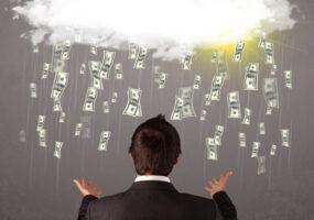 Cloud infrastructure spending
