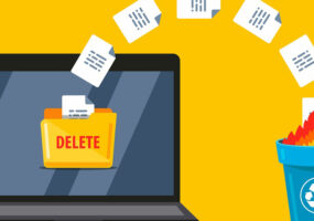 cybercriminals are threating to delete data