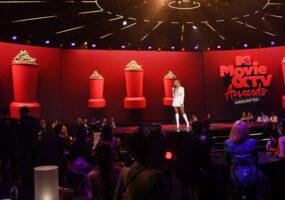 sound system at MTV Awards