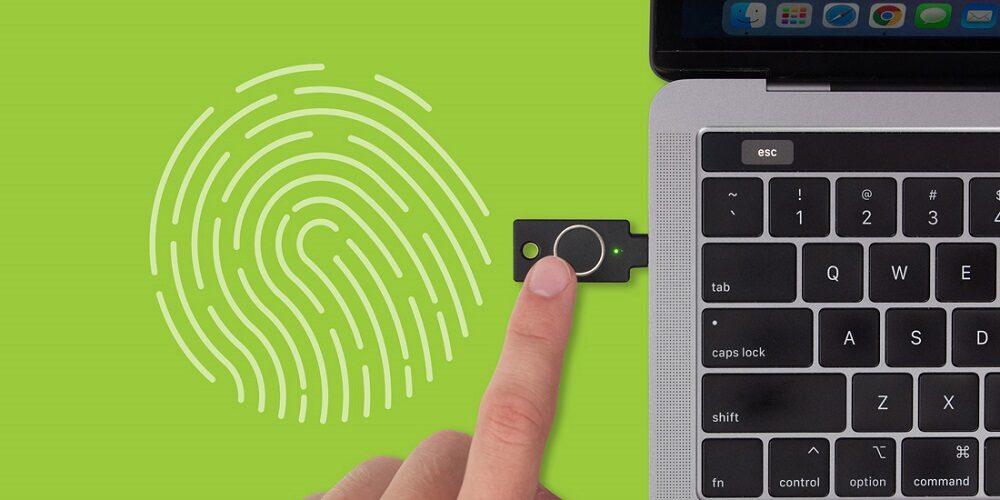 Yubico Biometric Keys