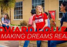 Howard College Anthology Student Verification