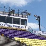 Atlas IED Stadium Speakers at Alexandria HS
